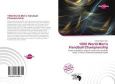 Portada del libro de 1990 World Men's Handball Championship