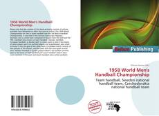 Portada del libro de 1958 World Men's Handball Championship