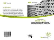 Capa do livro de XC800 Family