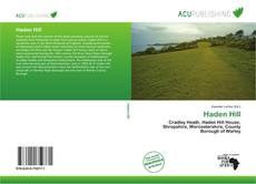 Bookcover of Haden Hill