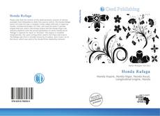 Bookcover of Honda Rafaga