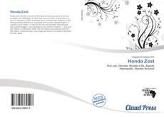 Bookcover of Honda Zest