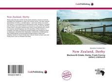Portada del libro de New Zealand, Derby