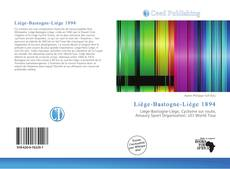 Bookcover of Liège-Bastogne-Liège 1894
