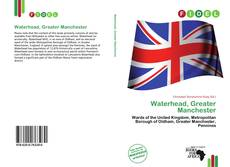 Обложка Waterhead, Greater Manchester