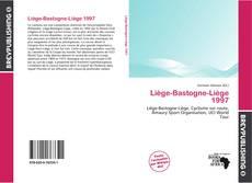 Copertina di Liège-Bastogne-Liège 1997