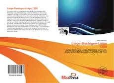 Copertina di Liège-Bastogne-Liège 1998