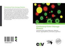Cholesteryl Ester Storage Disease的封面