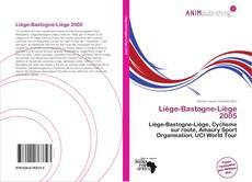 Copertina di Liège-Bastogne-Liège 2005