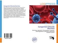 Buchcover von Congenital Chloride Diarrhea