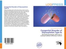 Copertina di Congenital Disorder of Glycosylation Type IIc