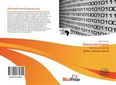 Bookcover of Alternate-frame Sequencing