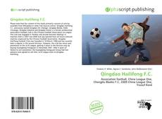 Bookcover of Qingdao Hailifeng F.C.