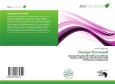 Couverture de George Cornewall