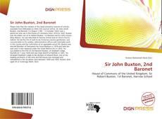 Buchcover von Sir John Buxton, 2nd Baronet