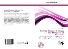 Capa do livro de George Brudenell-Bruce, 2nd Marquess of Ailesbury