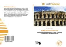 Bookcover of Publius Annius Florus
