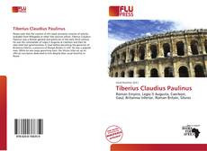 Bookcover of Tiberius Claudius Paulinus