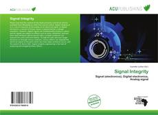 Bookcover of Signal Integrity