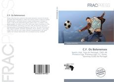 Bookcover of C.F. Os Belenenses