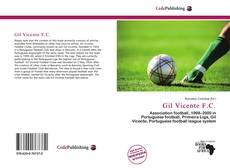 Bookcover of Gil Vicente F.C.