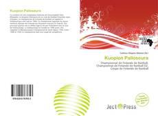Kuopion Palloseura的封面