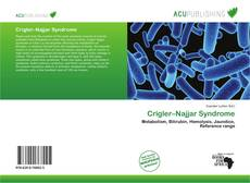 Bookcover of Crigler–Najjar Syndrome