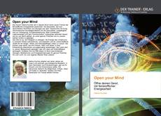 Bookcover of Open your Mind