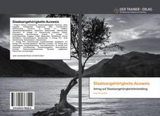 Bookcover of Staatsangehörigkeits-Ausweis