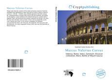 Couverture de Marcus Valerius Corvus