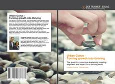 Urban Gurus - Turning growth into thriving kitap kapağı