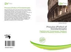 Обложка Proculus (Prefect of Constantinople)