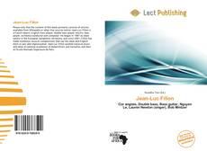 Buchcover von Jean-Luc Fillon