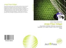 Portada del libro de Jorge Filipe Vidigal