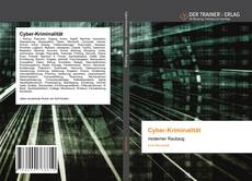 Cyber-Kriminalität kitap kapağı