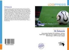 Buchcover von FK Železnik