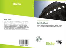 Couverture de Saint Alban