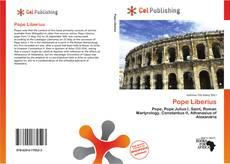 Capa do livro de Pope Liberius