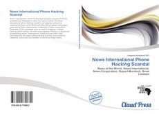 News International Phone Hacking Scandal kitap kapağı