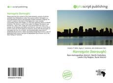 Harrogate (borough) kitap kapağı