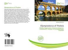Обложка Olympiodorus of Thebes