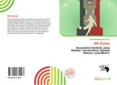 Capa do livro de NK Zadar