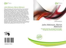 Borítókép a  John Atkinson, Baron Atkinson - hoz