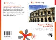 Couverture de Petronius Probinus (Consul 341)