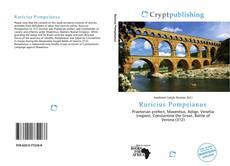 Capa do livro de Ruricius Pompeianus