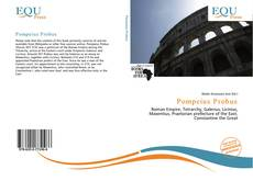 Bookcover of Pompeius Probus