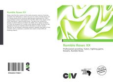 Bookcover of Rumble Roses XX