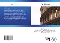 Couverture de Richomeres