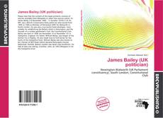 Bookcover of James Bailey (UK politician)