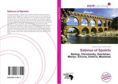 Bookcover of Sabinus of Spoleto